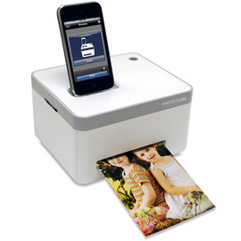 Photo Cube - iPhone printer