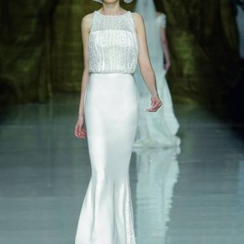 Pronovias - Barcelona Bridal Week: Atelier Pronovias Spring 2014 Collection