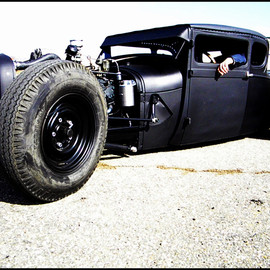 Ford - Ford Coupe 1929 Hot Rod