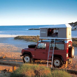 Maggiolina Rooftop Tent by Autohome