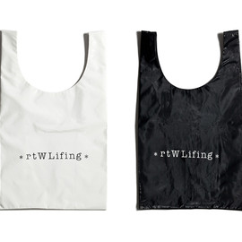 retaW, rtW Lifing - shopping bag