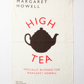 MARGARET HOWELL - BROWN BETTY TEA TOWEL
