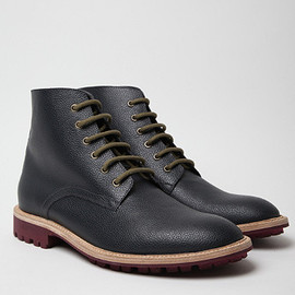 MARC JACOBS - Lace-Up Boots