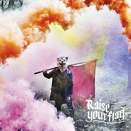 MAN WITH A MISSION - Raise your flag(初回生産限定盤)(DVD付)