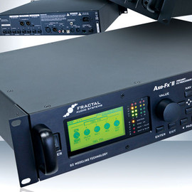 FRACTAL AUDIO SYSTEM - The Axe-Fx II