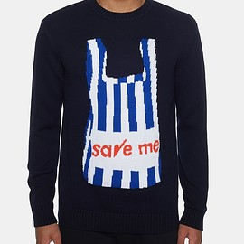Christopher Shannon - Save Me Knit Sweater