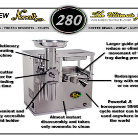 Norwalk - The Norwalk Juicer Model 280