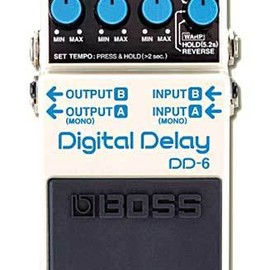 Boss - DD-6 Digital Delay