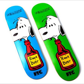 FTC - FTC snoopy deck