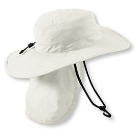 L.L.Bean - Tropicwear Outback Hat with Back Flap