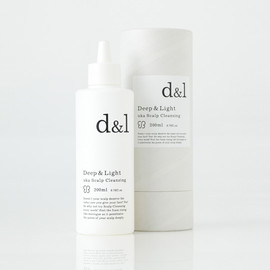 uka - uka Scalp Cleansing Deep & Light