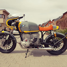 Humble bikes - Humble no.6 / BMW