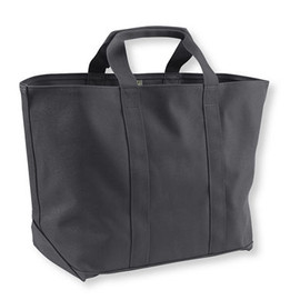 L.L.Bean - Hunter's Tote Bag, Open-Top black