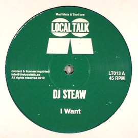 DJ Steaw - I Want
