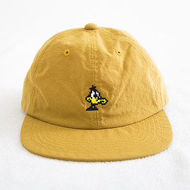 I_D_S_L - 6PANEL B.B CAP (on DAFFYDUCK) / MUSTARD