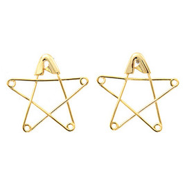 Candy Stripper - ASTERISK PIN PIERCE | GOLD