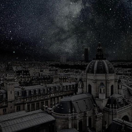 THIERRY COHEN - Darkened Cities / Paris
