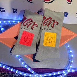 MY LOADS ARE LIGHT - ALI'S GROCERY ORIGINAL SOCKS