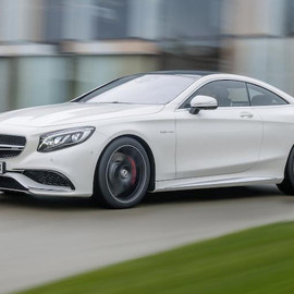 Mercedes-Benz - S 63 AMG Coupe
