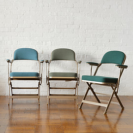 CLARIN - FOLDING CHAIR WITH ARM
