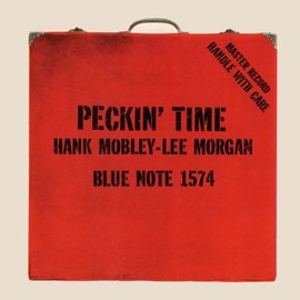 Hank Mobley - Peckin' Time