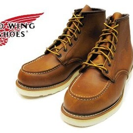 RED WING - RED WING 875