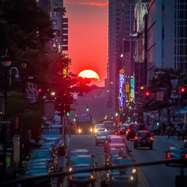 New York City - Manhattanhenge