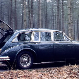 Jaguar - Mk2 shooting brake