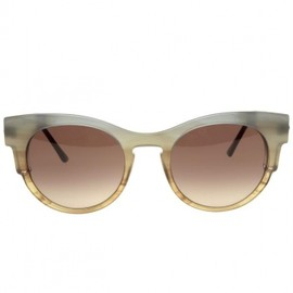 Thierry Lasry - GISELe掲載BRAND☜▼ Thierry Lasry▼'Virginity' half-frame effect acetate sunglasses  1