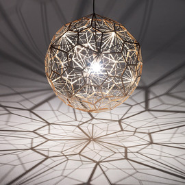 Tom Dixon - etch web light at luminosity