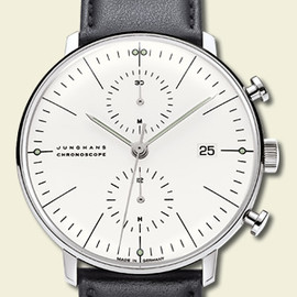 JUNGHANS - max bill Chronoscope