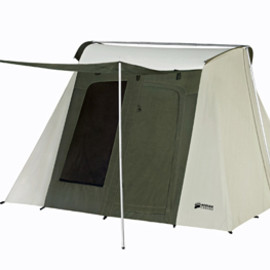 Kodiak - 10x10 ft. 6-Person Flex-Bow Canvas Tent