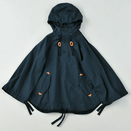 Snow Peak - The Fire Protect Poncho.