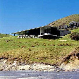 Fearon Hay Architects - Oruawharo Beach House, Great Barrier Island, New Realand