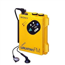 SONY - SPORTS WALKMAN / WM-F5