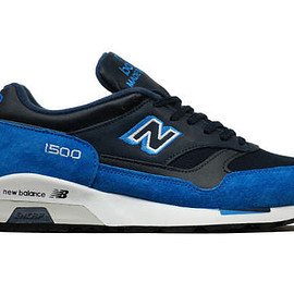 New Balance - New balance 1500 Black-Blue