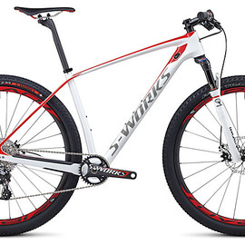 Specialized - S-WORKS STUMPJUMPER HT CARBON WC 29