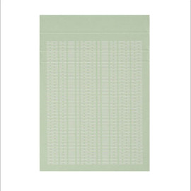 Craft Design Technology - Graffiti Pad (Pale Green)