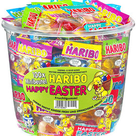 HARIBO - HARIBO sweets happy easter