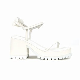 OPENING CEREMONY - Marques'Almeida Chunky Heel Sole Sandals