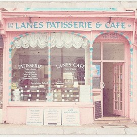 Pink Cafe:paris