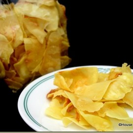 Durian Chips ドリアン・チップス