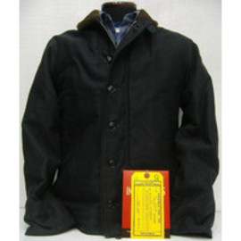 THE REAL McCOY'S - THE REAL McCOY'S(ザ・リアルマッコイズ)N-1 DECK JACKET [NAVY]