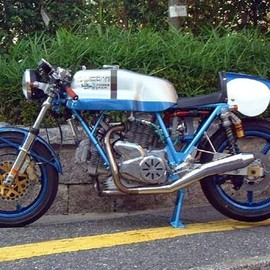 DUCATI - NCR Cafe Racer by moto shop imoto
