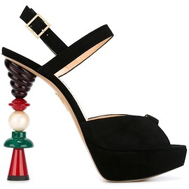 Charlotte Olympia - High Voltage サンダル