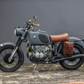 "Frank Schulte - BMW R60/5 ""The Kraut Escape"""