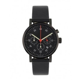 Void Watches - V03C Watch - Chronograph Brushed Black