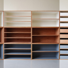 Luft - LAUAN SHELVES