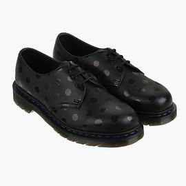 Dr.Martens, colette - 1461 3-Eye Shoe in Polka Dots