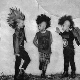 The next Ramones? no info available...